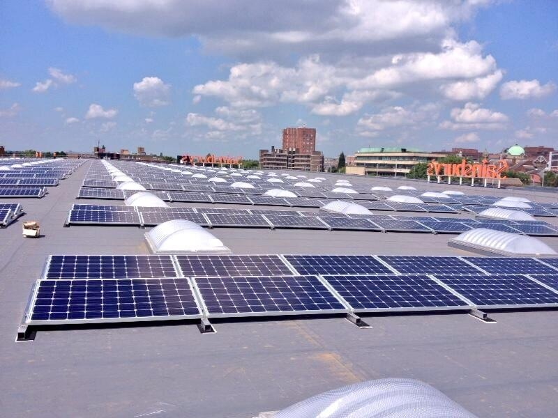 PV Rooftop panels
